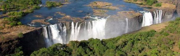 Les chutes Victoria sont parmi les principaux atouts naturels de la Zambie - Photo DR