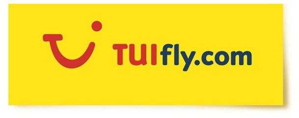 Logo de TUI Fly - DR