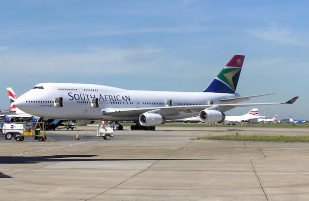 South African Airways dispose de 90 jours pour redresser ses comptes - DR : Wikipédia.