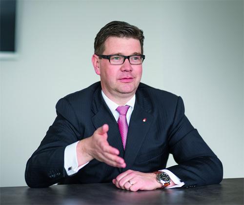 Etihad Airways : Ulf Hüttmeyer nommé Senior Vice President Finance Equity Partners - Photo Etihad