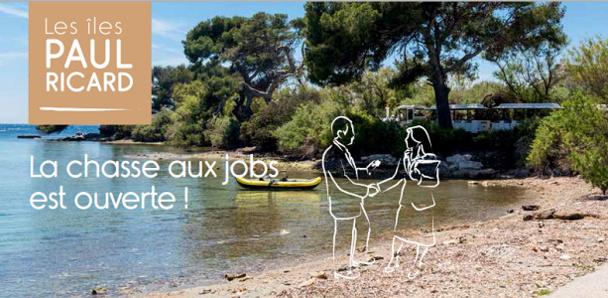 Les îles des Embiez et de Bendor cherchent des travailleurs saisonniers pour l'été 2015 - Photo DR