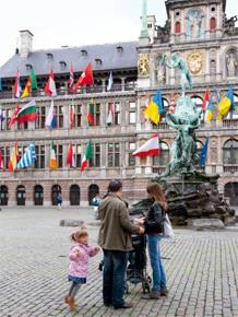 Anvers ©Thalys