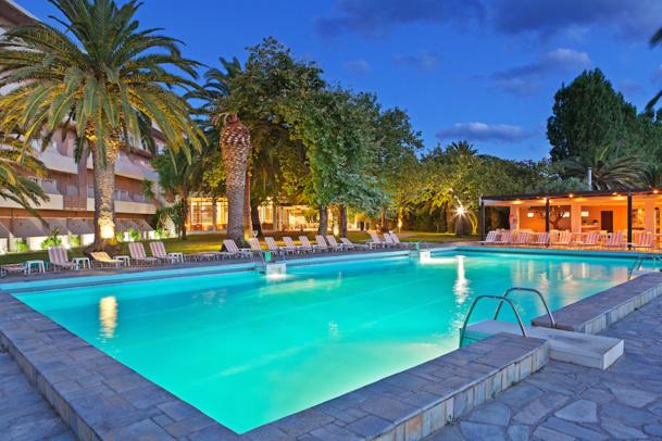La piscine du premier hôtel club de Dream Holiday, exclusivement dédiée aux célibataires. DR-Dream Holiday.