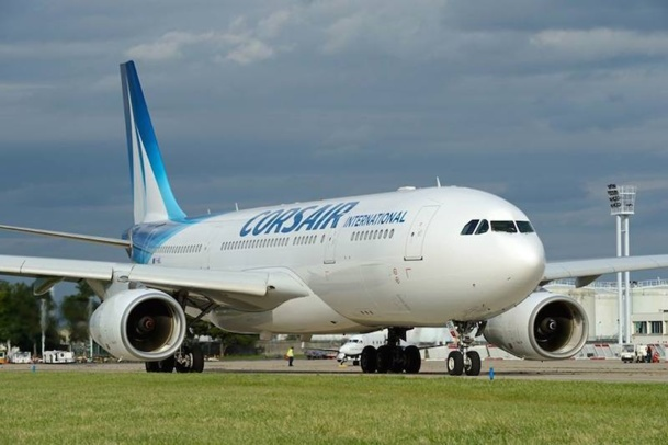 Les salariés de Corsair sont inquiets pour leur avenir après le rachat de leur entreprise par Air Caraïbes - DR