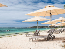 Les deux touristes séjournaient au Crystal Beach Hotel - DR : Crystals Beach Resorts & Spa