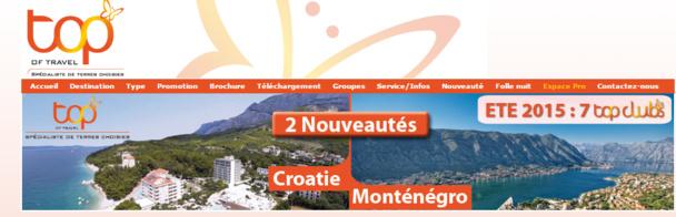 Top of Travel élargit sa liste d'aéroports de départs pour l'été 2015
