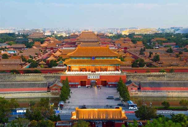 La Cité Interdite à Pékin © djama - Fotolia.com
