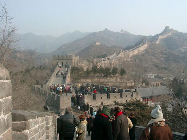 La grande muraille de Chine, excursion incontournable - photo JdL