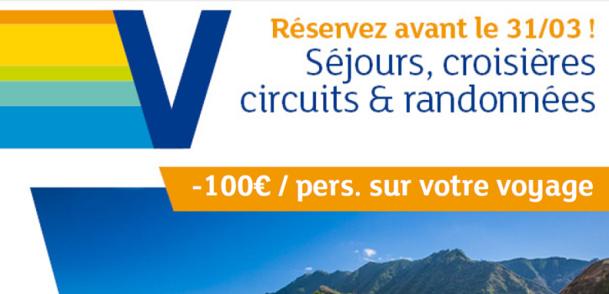 Visit Europe : la Croatie à partir de 299 euros TTC et prolongation de l'Offre spéciale