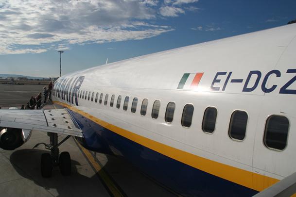 """Luis Maroto, Président & CEO d'Amadeus : """"Notre engagement durable vis-à-vis des compagnies à bas coût et hybrides s'est encore intensifié, avec une augmentation des réservations de 16 % en glissement annuel et la signature d'un partenariat emblématique avec Ryanair."""" - Photo Ryanair"""