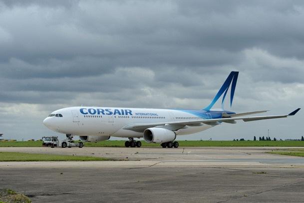 La direction de Corsair assure n'avoir annulé aucun vol pendant la grève. Les syndicats précisent qu'ils ont été affrétés auprès d'autres compagnies aériennes - Photo DR