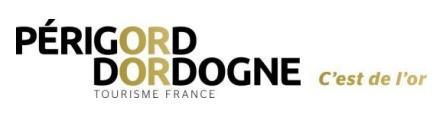 La Dordogne lance une nouvelle marque touristique et se repositionne - DR