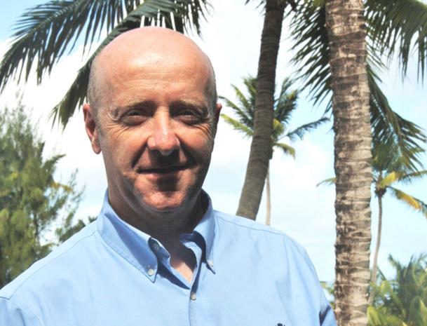 Olivier Roussellier nouveau directeur Général du Cap Est Lagoon Resort & Spa en Martinique - DR