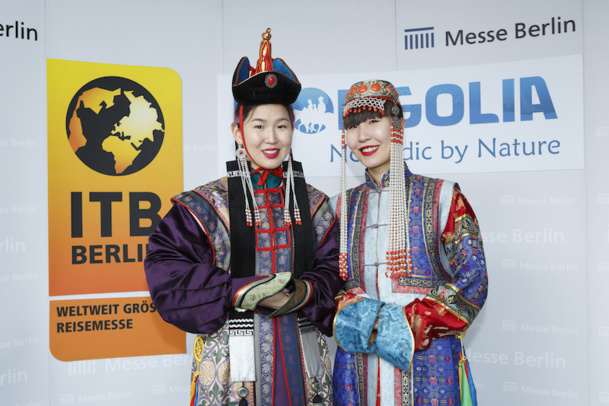 La Mongolie, destination à l'honneur de l'ITB de Berlin 2015-DR ITB Berlin.