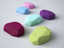 The Beacons of the Estimote Company work with the iBeacons technology (c) Estimote