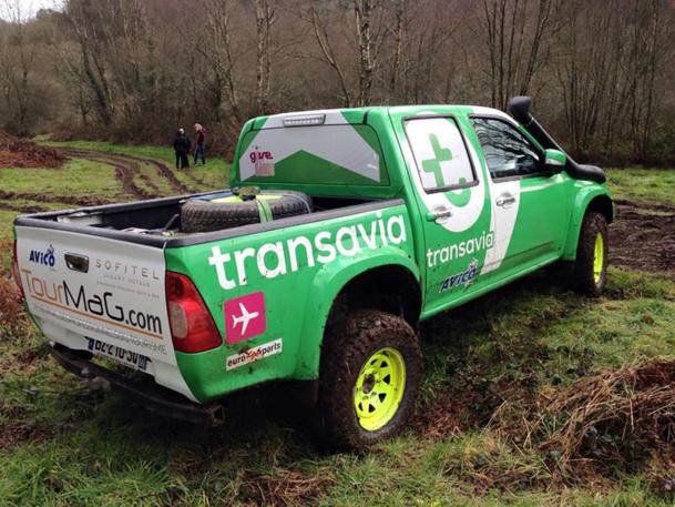 TourMaG.com, aux côtés de Transavia et d'Avico, soutient l'équipage composé d'Armelle Medard et Marie Masselot - DR