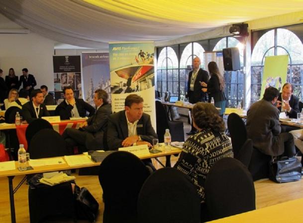 Lors de sa première édition en 2014, le salon du Voyage d'Affaires a attiré 200 entreprises et 20 fournisseurs exposants - Photo J.D.L.