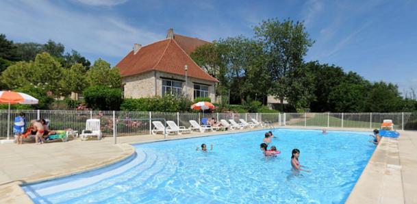 Le VVF Villages de la Bussière accueillera à nouveau des vacanciers dès le 11 avril 2015 - DR : VVF Villages