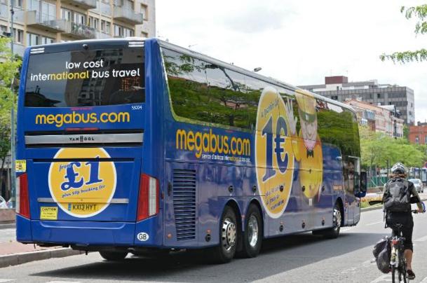 Megabus.com ouvre une ligne entre Paris et Toulouse