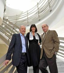 Christian Carassou-Maillan, Florence Bezault, Alain Piallat - DR : Jean Eric Ely