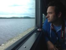 Monter à bord, c'est tenter l'expérience de la lenteur, oublier le wifi et les portables - DR : Via Rail Canada