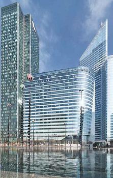 L'Hôtel Meliã Paris La Défense compte 25 étages - Photo DR