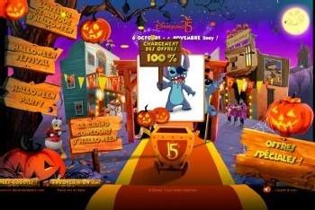 Disneyland Resort Paris se met à l'heure d'Halloween