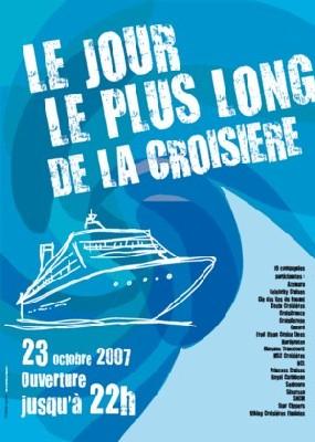 « Le jour le plus long de la croisière » : 724 agences sur le pont jusqu'à 22h !