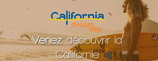 Le Training Day d'Air France et Visit California se déroulera le 24 mars 2015 à Paris - DR