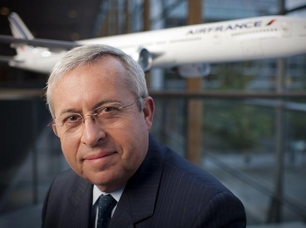 La Commission des sanctions de l'AMF a infligé une amende de 40 000 € àPierre-Henri Gourgeon anicien directeur général d'Air France - DR