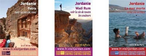 La Jordanie s'affiche à Paris