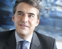 A. de Juniac, PDG d'Air France-KLM - DR : Air France