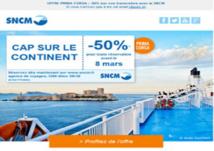 Corse : la SNCM veut atteindre 150 000 réservations pour l'été d'ici fin juin
