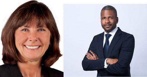 S. Stössinger et R.J. Heerenveen deviennent Directeurs du Global Account Management chez Hahn Air - Photos DR
