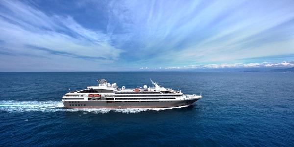 Le Boréal, l'un des navires de la flotte de Ponant - DR : Philippe Plisson