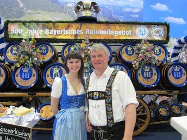 L'Allemagne est aujourd'hui une destination tendance et pas seulement pour sa bière ! DR-LAC