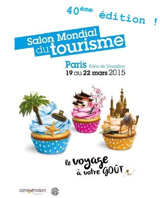 La Salon Mondial du Tourisme passe la barre des 40 éditions en 2015 - DR : Comexposium