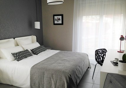 Le Quality Suites Toulouse Nord-Ouest compte 81 suites - Photo Choice Hotels