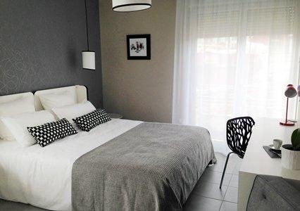 Le Quality Suites Toulouse Nord-Ouest compte 81 suites - Photo Choice Hotels