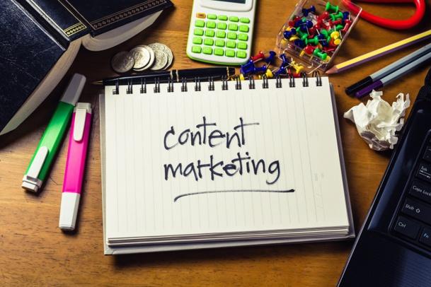 Gérer et produire un bon contenu pour promouvoir l'image de marque est beau en théorie, mais en pratique ? Comment faire ? © patpitchaya - Fotolia.com