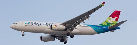 Air Seychelles a transporté plus de 412 000 passagers en 2014, une hausse de 20% - DR : Air Syechelles