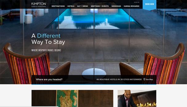 Kimpton Hotels : workshops à Paris et Lyon en avril 2015