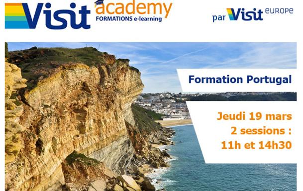 Visit Europe : formation en ligne sur le Portugal le 19 mars 2015