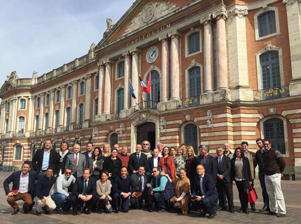 A Toulouse, le 10 mars dernier, lors du 4ème séminaire Lookamis rassemblant les directeurs des 40 Clubs Lookéa - DR : Transat