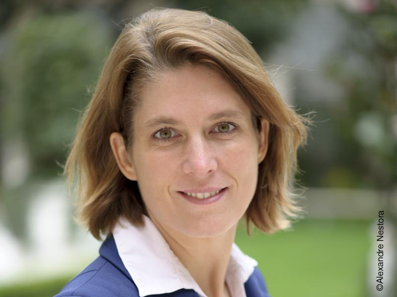 Caroline Dero, présidente de via France/ Lagenda © Alexandre Nestora