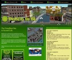 Le Tourisme Irlandais fait son entrée dans Second Life