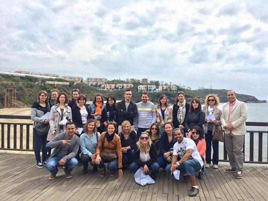 Les 20 agents de voyages participants ont pu découvrir 2 Clubs Eldorador à Izmir, en Turquie - Photo Jet tours