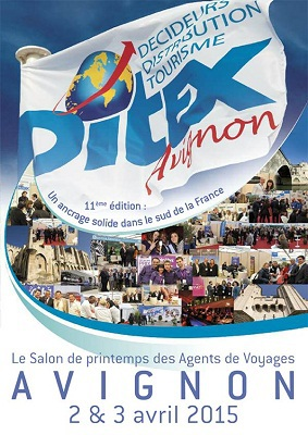 Le DITEX fête sa 11e édition en 2015 - DR : DITEX