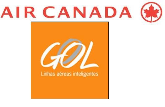 Air Canada et GOL bientôt en partage de codes