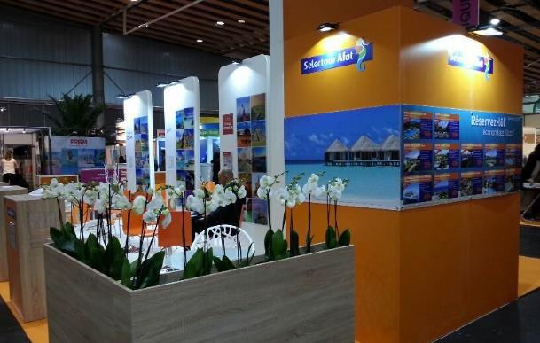 Selectour Afat : 10 agences représenteront le réseau au Salon Mondial du Tourisme